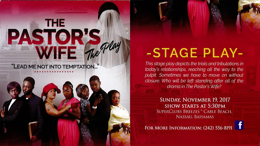The Pastors Wife | The Play