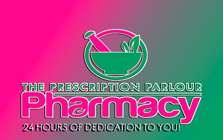 Welcome to The Prescription Parlour Pharmacy