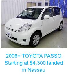 2006+ TOYOTA PASSO