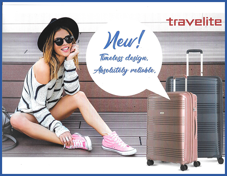 New Arrivals! TRAVELITE luggage