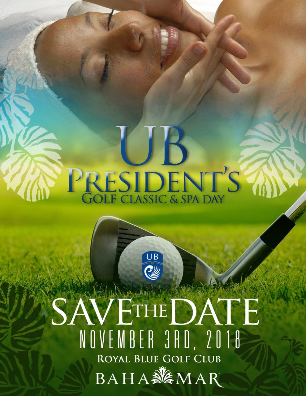 UB President's Golf Classic & Spa Day