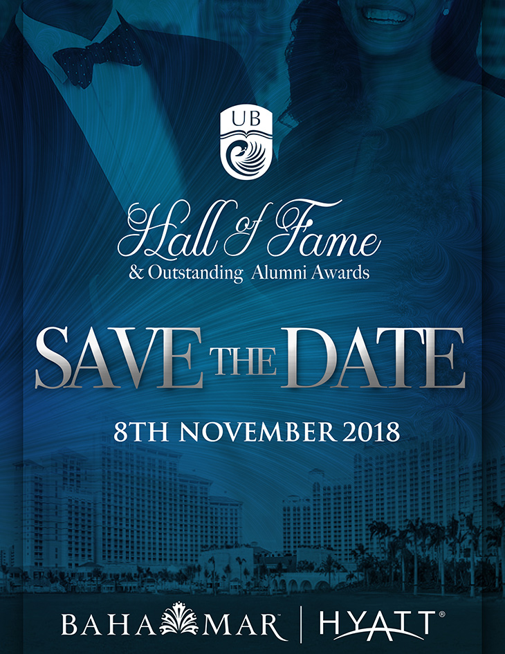 University of The Bahamas Hall of Fame and Outstanding Alumni Awards