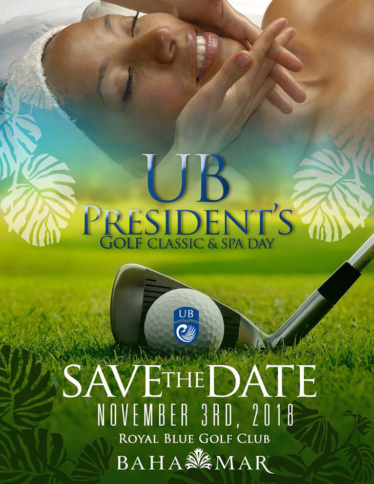 University of The Bahamas (UB) President Golf Classic and Spa Day