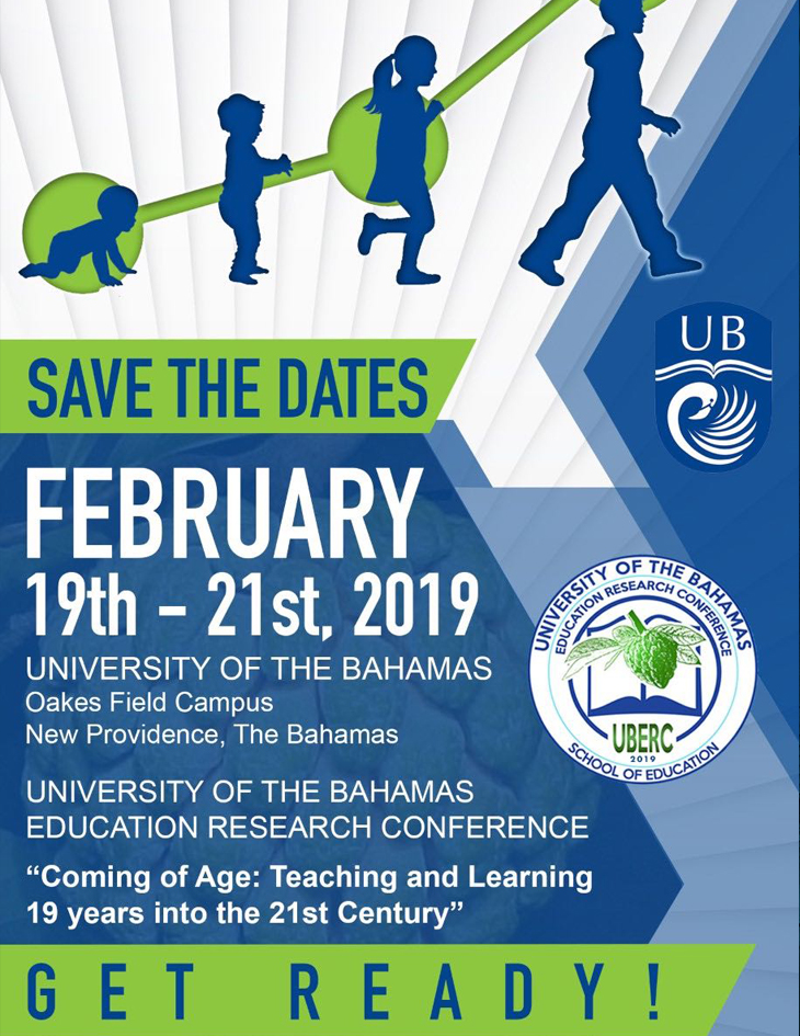 University of The Bahamas Education Research Conference