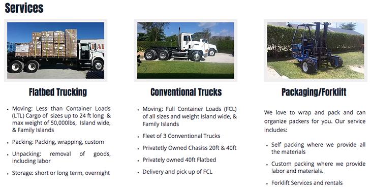 Universal Trucking Co