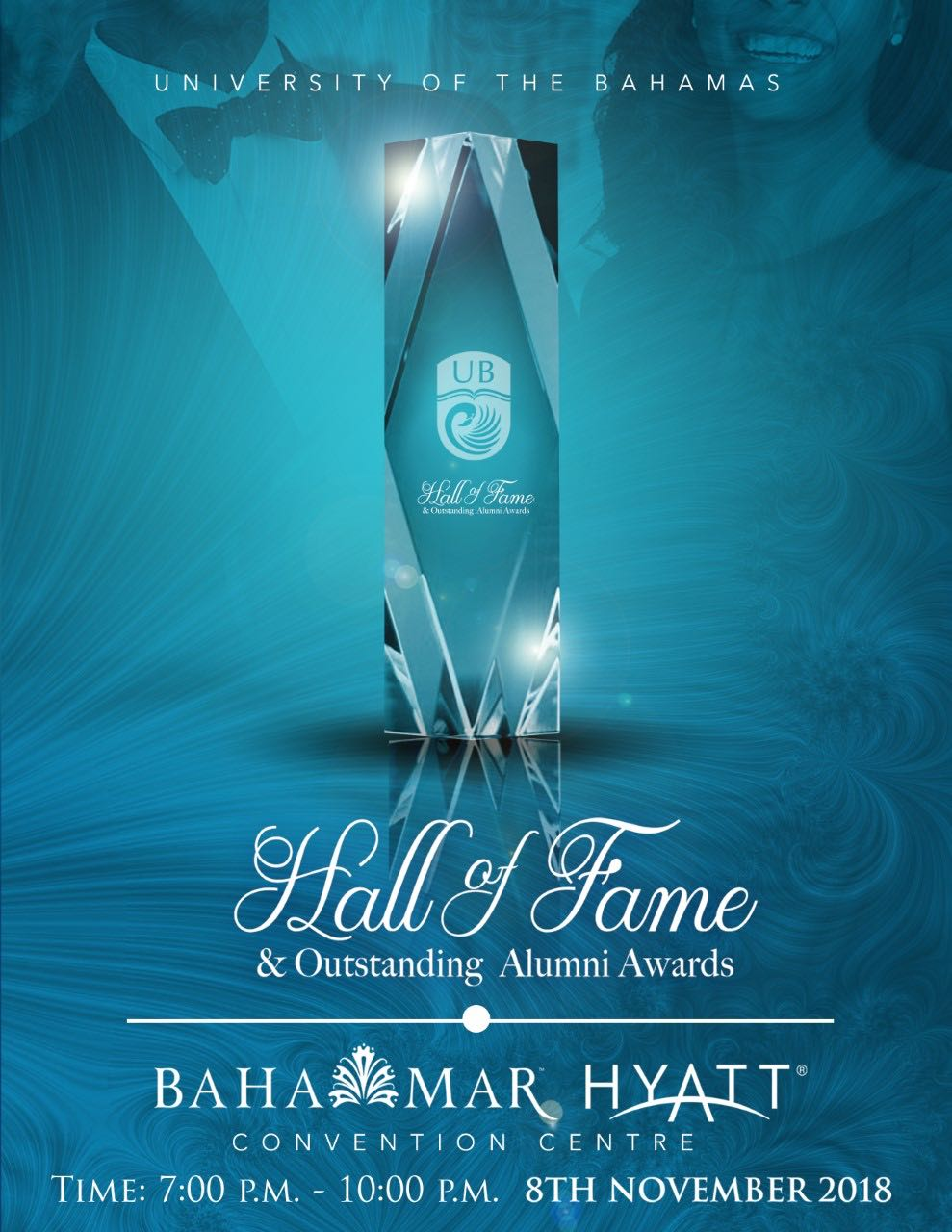 University Of the Bahamas Hall of Fame & Outstanding Alumni Awards