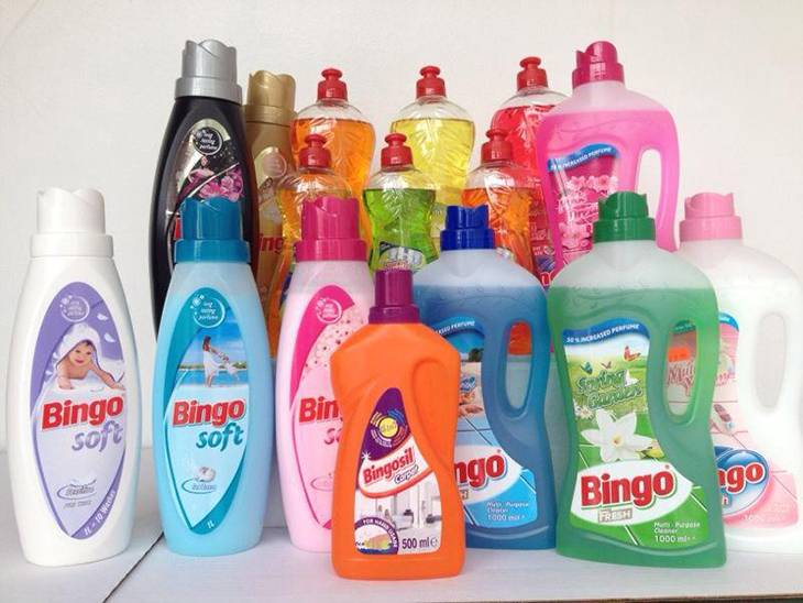Variety Disposable Products Cleaning Products