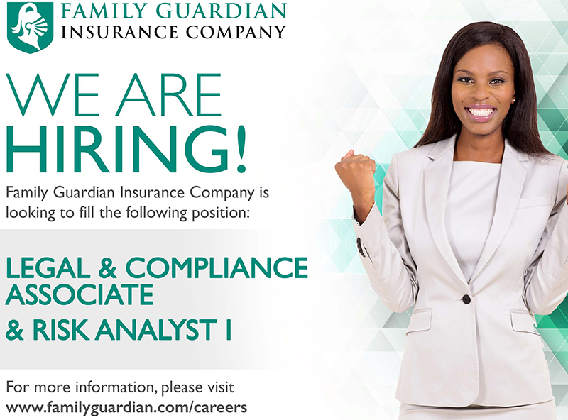 The FamGuard Group of Companies has great opportunities for employment!