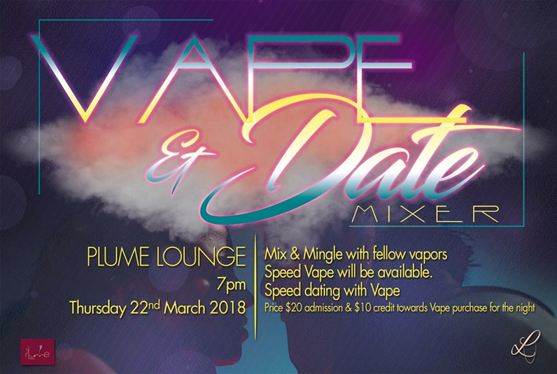 Vape & Date Hosted by LINK Bahamas