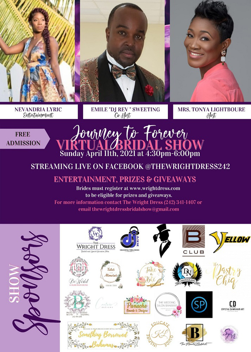 Journey To Forever: Virtual Bridal Show