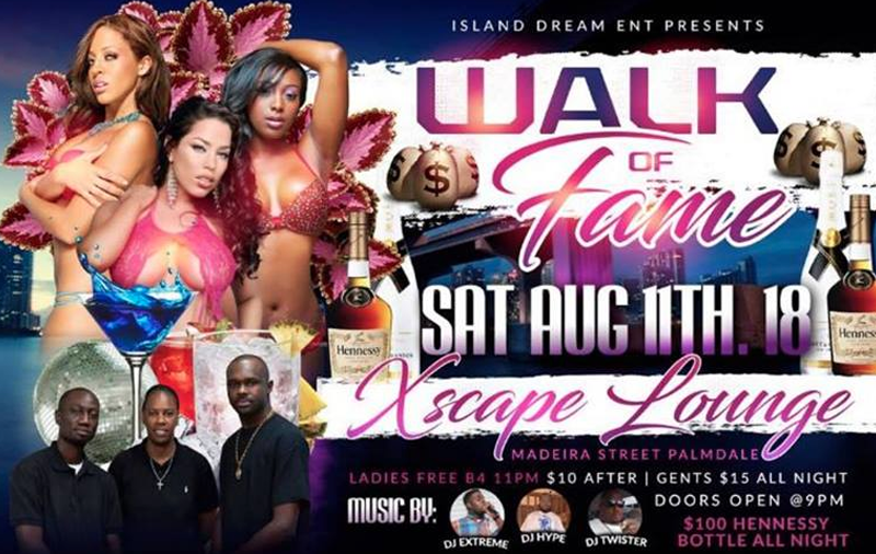 Walk Of Fame Hosted by Island Dream Entertainment