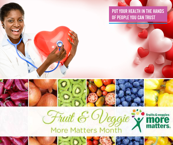 September is Fruits & Veggies More Matters month.