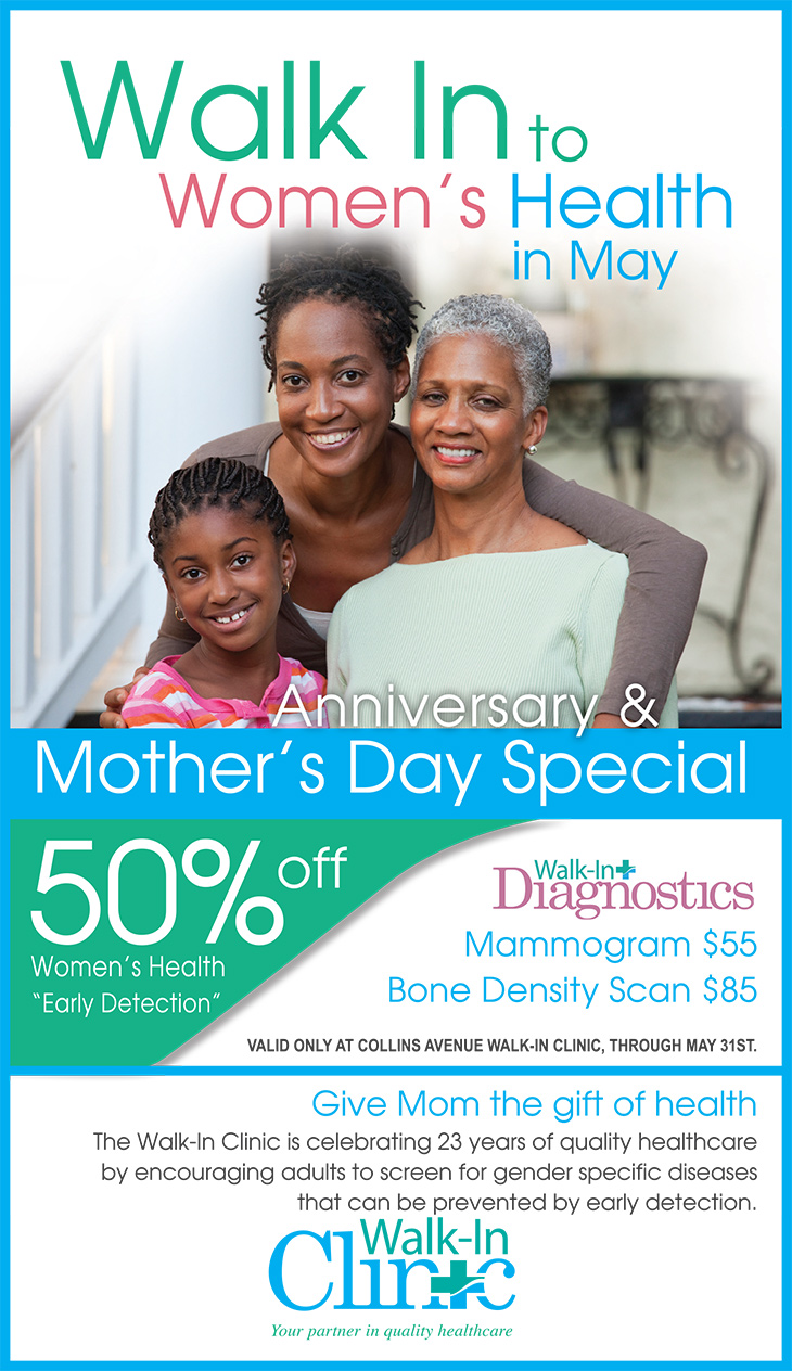 The Walk-In Clinic | Mother's Day Special