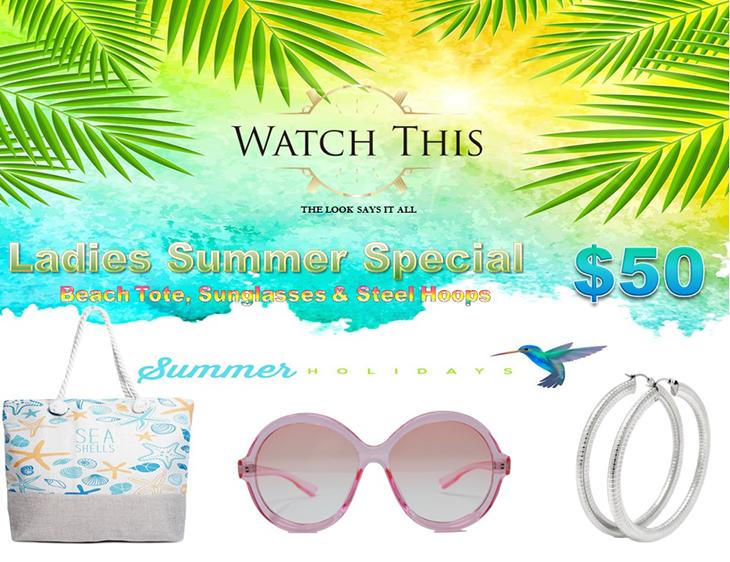 Watch This - Summer Specials
