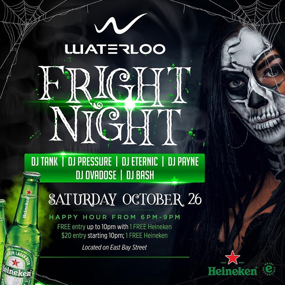 Waterloo's Ultimate Fright Night