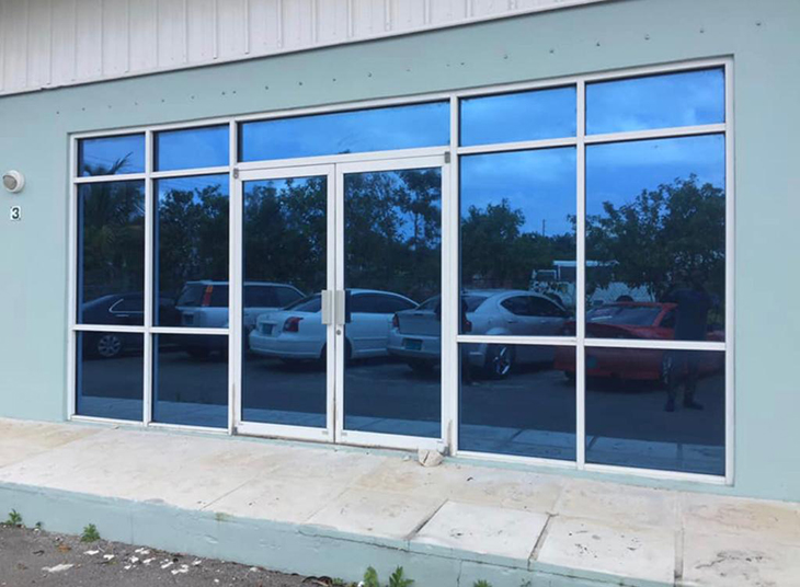 Prestige Window Tinting Commercial Tinting