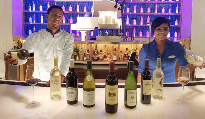 Wine Down Wednesdays Hosted by Grand Hyatt Baha Mar