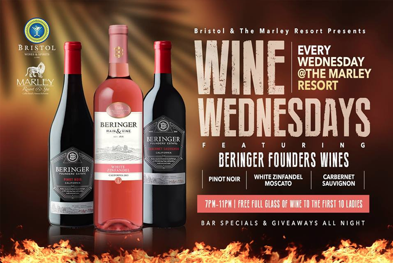 Wine Wednesdays Hosted by Bristol Wines and Spirits