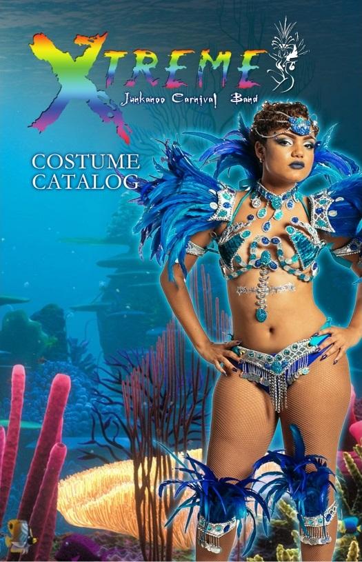 Xtreme Junkanoo Carnival Band Costume Catalogue