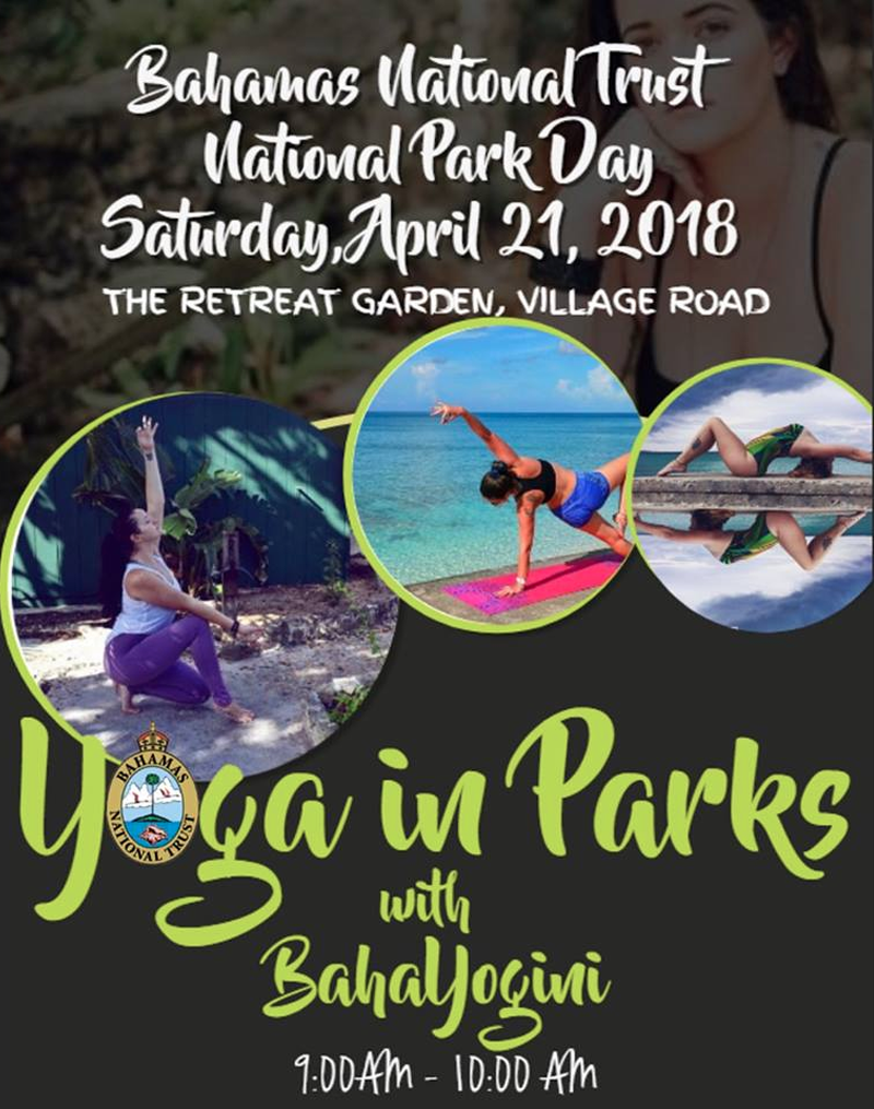 Yoga in Parks - National Earth Day
