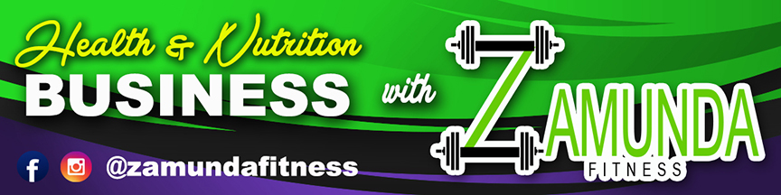 Health and Nutrition Business With Zamunda Fitness