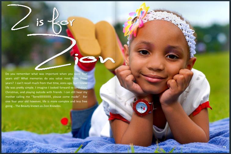 BOOM! Magazine's Featured Spreads