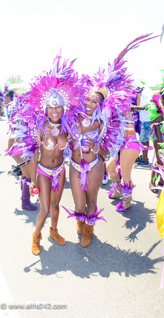 Bahamians take to the streets for Road Fever 2016