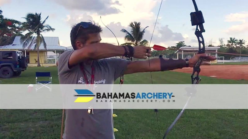 Learn Archery in The Bahamas