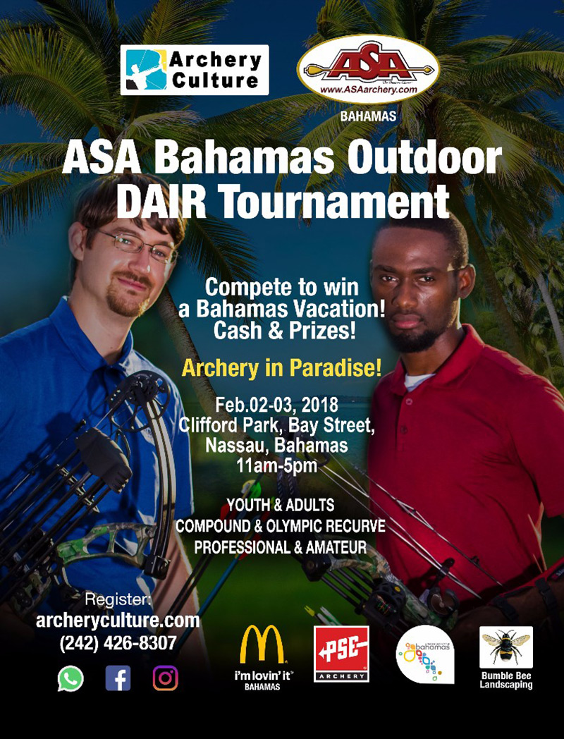 ASA Bahamas Outdoor DAIR Tournament