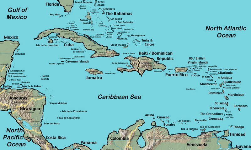 New Bahamas Cabinet Highly Competitive with Caribbean Counterparts