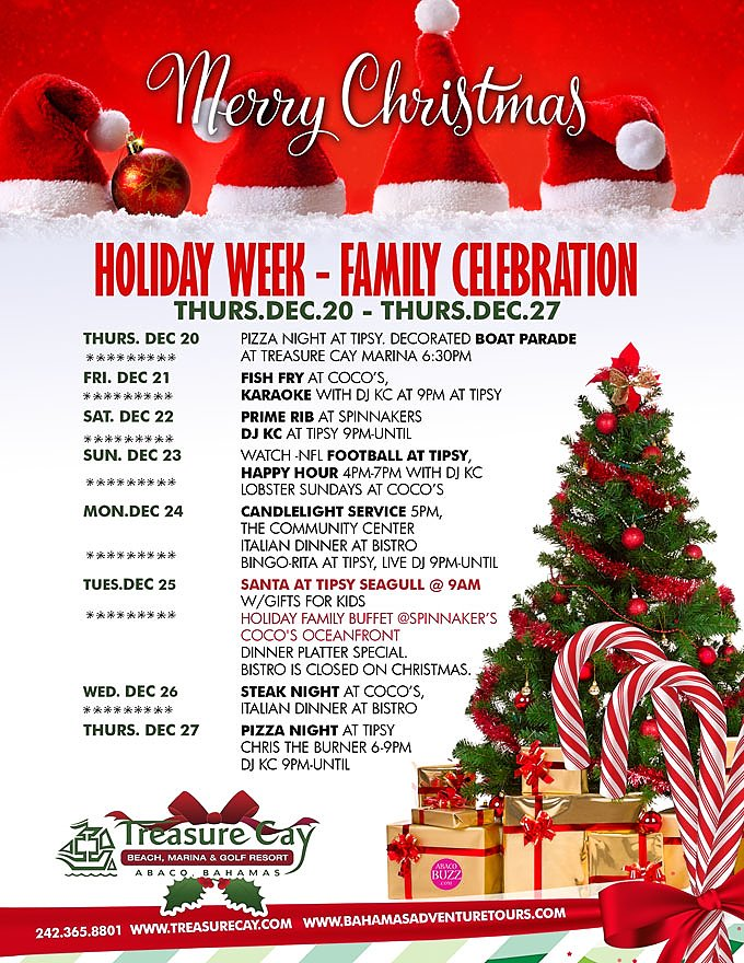 Holiday Week - Family Celebration