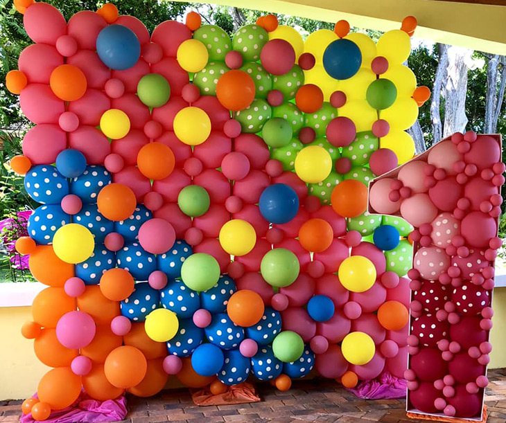 The Balloon Arrangement - The Balloon People