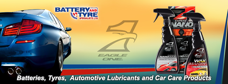 Battery & Tyre Specialists Ltd | Batteries, Tyres,  Automotive Lubricants and Car Care Products