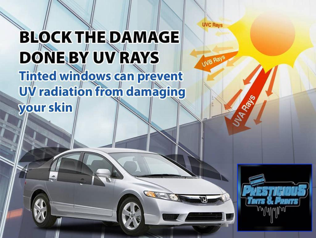 Block Damage Done By UV Rays - Prestige Window Tinting