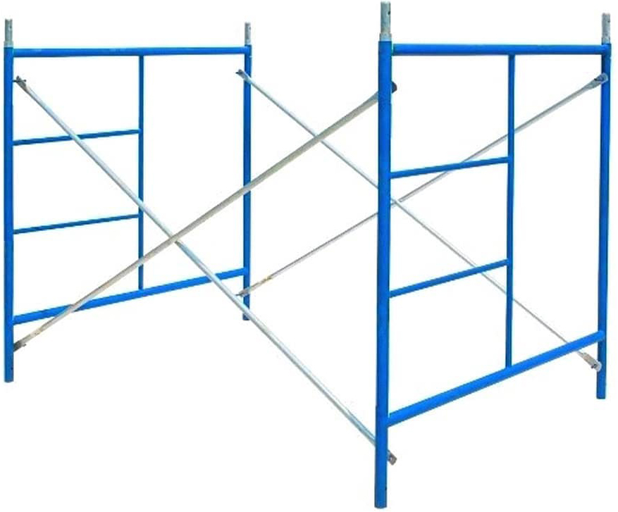 We Buy - U Sell Natural Blue Scaffold