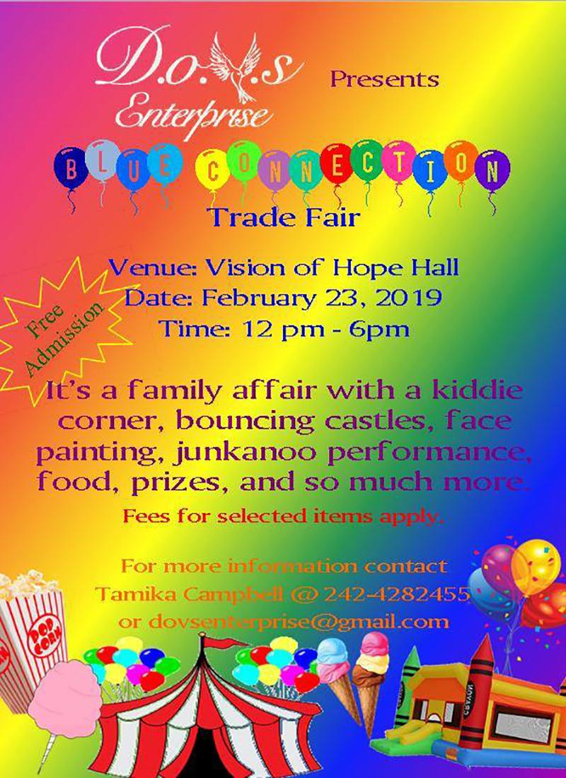 Blue Connection Trade Fair