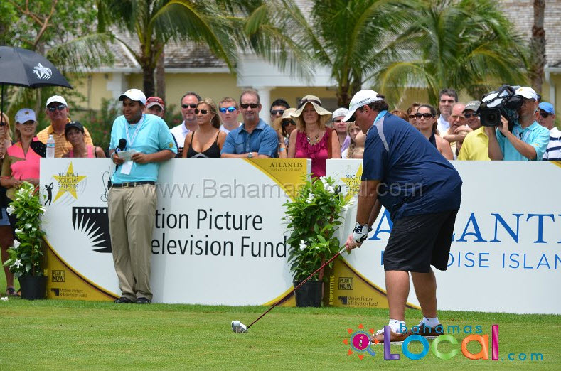 Michael Jordan Hosts Golf Tournament in the Bahamas   NBA ...