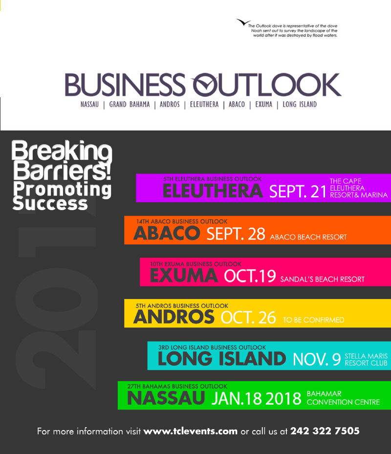 Business Outlook 2018 | TCL Events