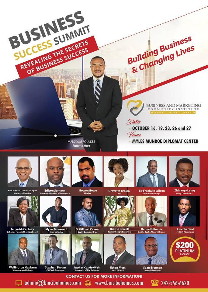 Business Success Summit: Revealing The Secrets Of Business Success