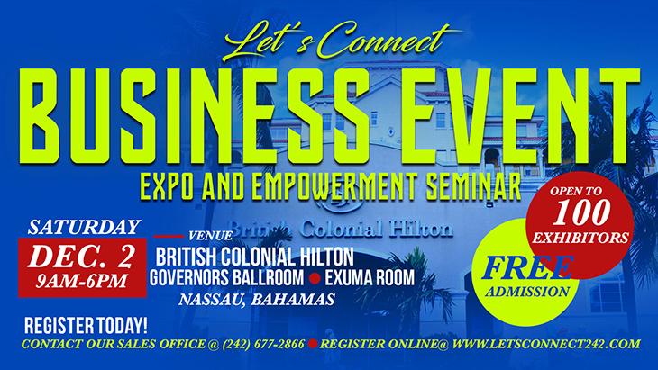 Business Event Empowerment Seminar