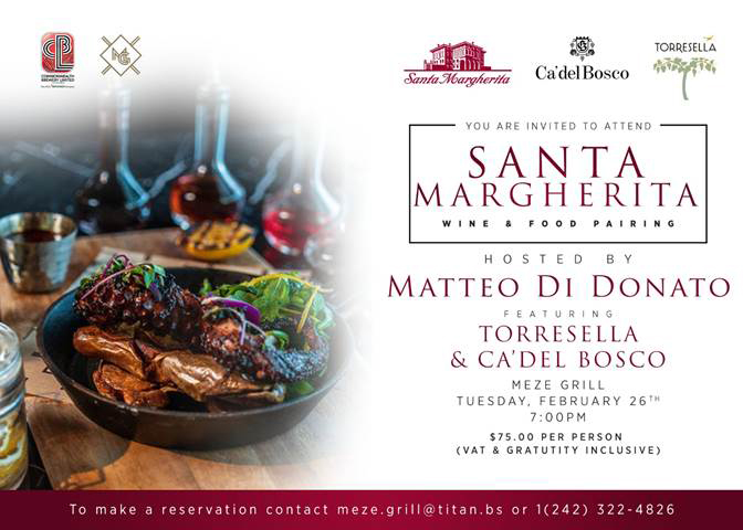 Santa Margherita Wine Dinner