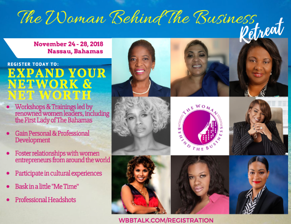 The Woman Behind The Business Retreat Hosted by WBB Talk