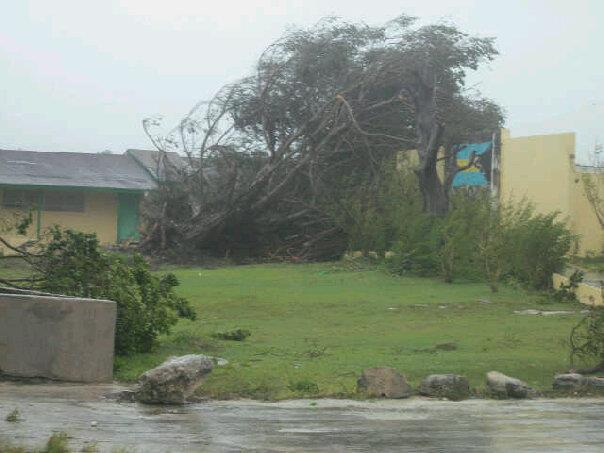 Major Structural Damage On Crooked Island Crooked Island