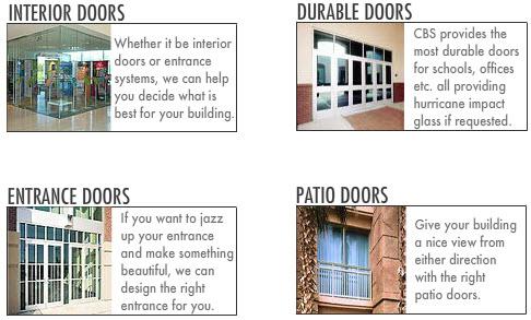 Commercial Doors: Interior Doors. Entrance Doors. Durable Doors. Patio Doors.