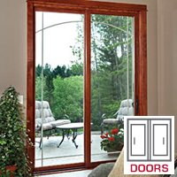 Click on Storm Frame's Doors Category