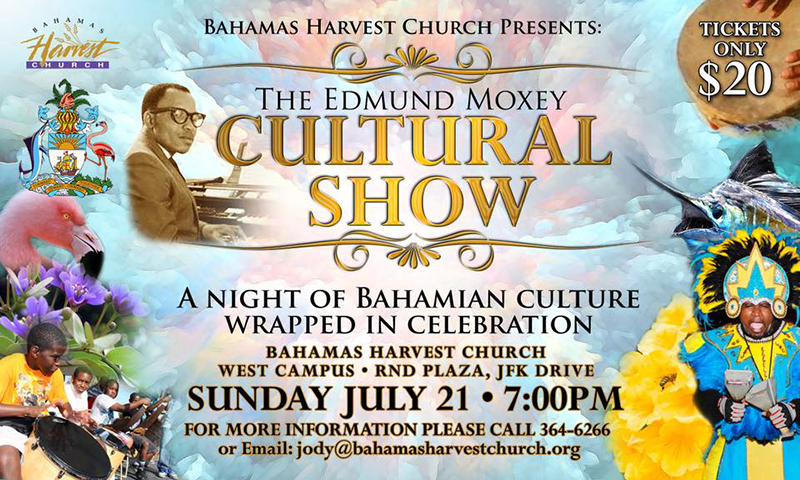 The Edmund Moxey Cultural Show