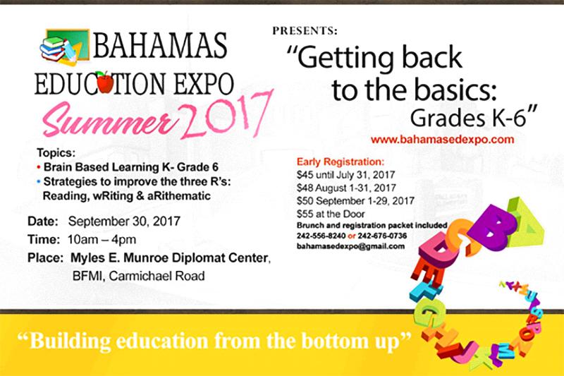 Bahamas Education Expo Summer 2017