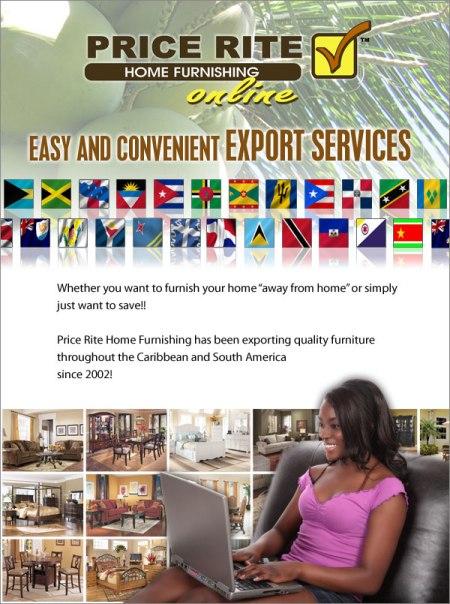 Price Rite Export Services
