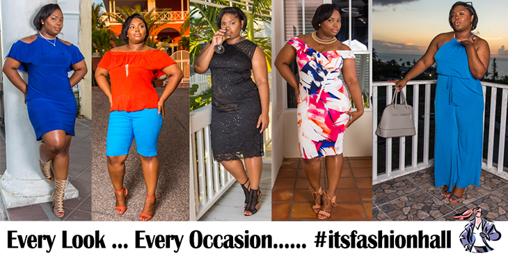 Every Look... Every Occassion... #itsfashionhall