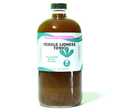 Female Lioness Tonic